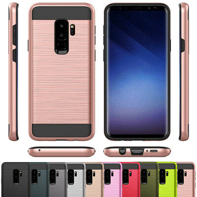 For Samsung Galaxy J6 J4 J8 2018 Shockproof Rugged Protective Phone Case Cover