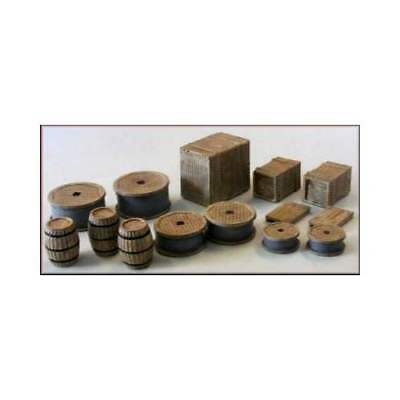 Crates Barrels Sacks (Double Pack) Kit - Knight Wing - PM139