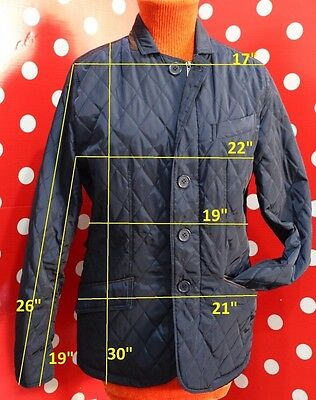 MIXTURE sz M jacket padded Quilted coat men
