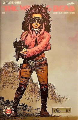 The Walking Dead #171A (September 2017) Image Comics(1st Appearance of Princess)