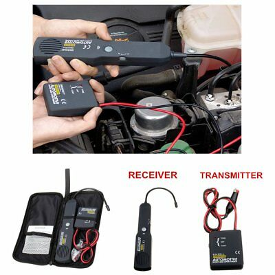 Automotive Short & Open Finder Cable Circuit Wire Tracker  Tester Repair Tool