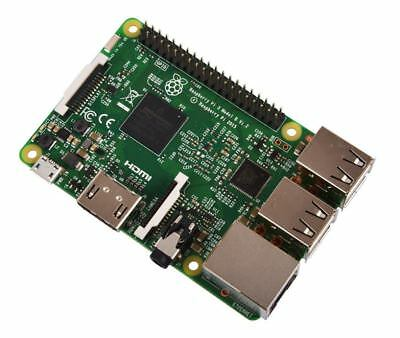 RASPBERRY Pi 3 Model B Lan wireless 1.2 GHz Quad Core 64Bit 1GB RAM (2016)