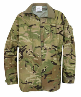 British military army lightweight MTP goretex waterproof jacket coat paclite