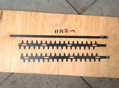 """long reach petrol Hedge Trimmer 22""""TRIMMER BLADE ASSEMBLY Nordstrom & others"""