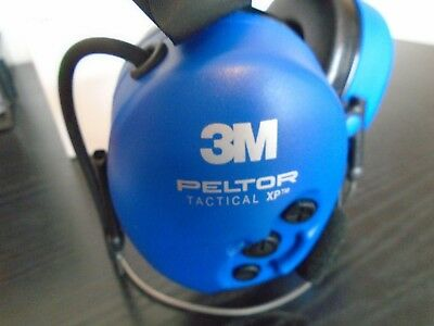 3M Peltor™ Sound Modulation Headset- Tactical Xp- Ex Approved -7000108469 -New