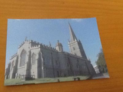 Postcard - St Columb's Cathedral, Derry (b)