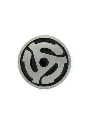 45 RPM Record Adapter Belt Buckle