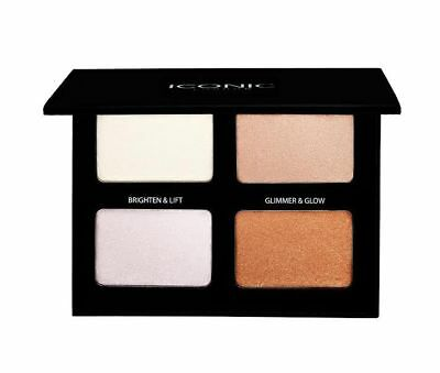 Iconic London A Stroke Of Midnight Shimmer Palette - BNIB RRP £24.99! UK BASED