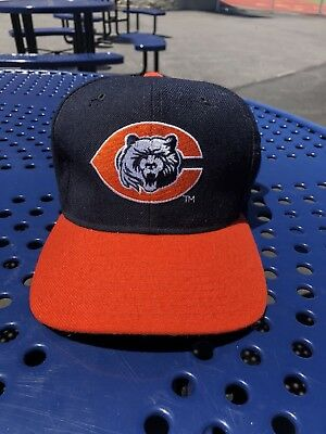 ... switzerland vintage snapback chicago bears starter nfl nfc hat cap wool  sports specialties d9fd0 74237 1bb55f913