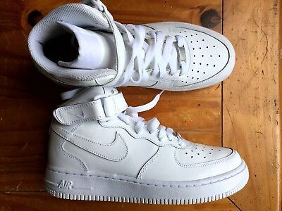 air force 1 size 5.5 white