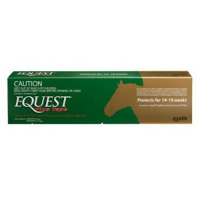 Fort Dodge Equest Plus Tape - Long Acting Horse Wormer & Boticide Health