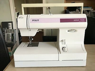PFAFF SELECT 40 Sewing Machine Super Clean 4040 PicClick Magnificent Pfaff 1540 Sewing Machine