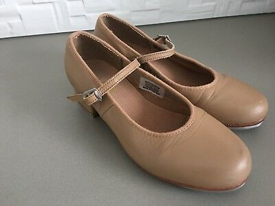 Bloch Girls Tap Shoes - Size 4.5