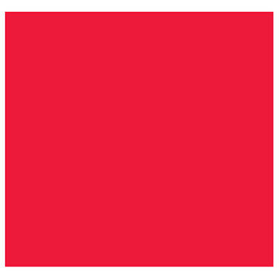 Foamies Extra Thick Foam Sheet Red 6mm thick 9 x 12 inches (10-Pack) 1199-2 L5S3