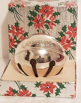 """Vintage 1983 Wallace Christmas Ornament -""""Christmas Candle"""" in Box"""