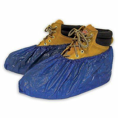 Waterproof ShuBee Shoe Covers Dark Blue