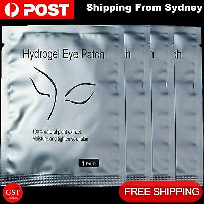 50~2000 Pairs Eye Pads Eyelash Pad Gel Patch Lint Free Lashes Extension Eyepads