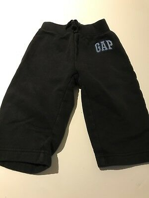 Euc Baby Gap Toddler Boy Gym Shorts Look Size 12-18 Months Boys' Clothing (newborn-5t) Cute