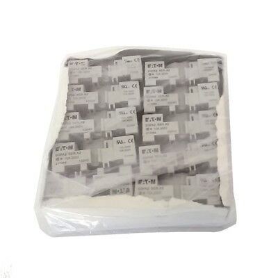 Box of 10 Eaton D3PA2 Relay Mounting Socket 2-Pole 8-Pin Screw and Clamp A2 D3