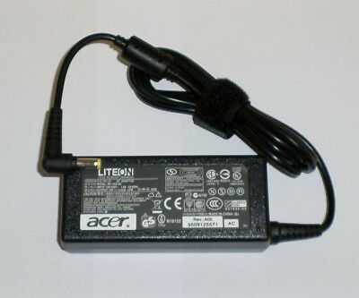 65W Genuine Acer Aspire 5532 5535 OEM laptop AC Adapter Charger Power Cord