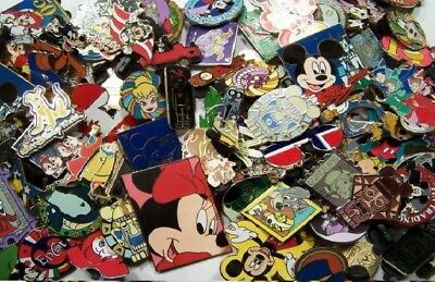 BRAND NEW & EXCLUSIVE 25 Pin Lot of Disney Trading Pins