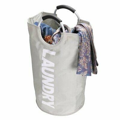 Laundry Basket with Handles by Deco Express - Premium Double Wall Large Laundry