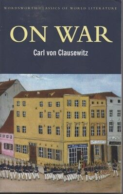 War' On War' by Carl von Clausewitz. 1997 Softback Very Fine Cond