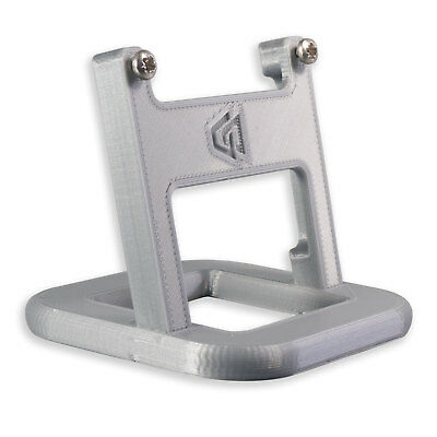 Stand for Hive Thermostat v2 with Mounting Screws - Silver P3D-lab