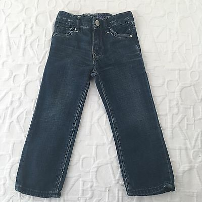 Gap Girls Straight Leg Denim Jeans - Age 2 Years - Excellent Condition