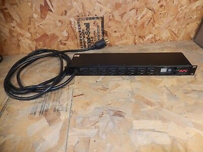 APC AP7801 Metered Rack PDU Power Distribution Unit TESTED 11 Available