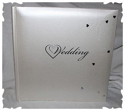 Wedding Photo Album Boxed  Traditional interleaved present  #4