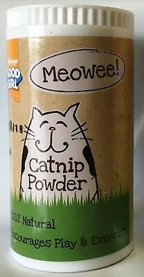 CATNIP Powder Cat Nip Powder 20g Good Girl Natural Stimulant To Cats