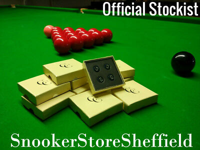 Century Pro Cue Tips, For Snooker/Pool, Free 1st Class P&P