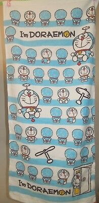 Japanese Anime Doreamon Towel ~ (75 * 34cm)