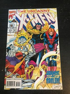 Uncanny X-men#315 Incredible Condition 9.0(1994) Exodus