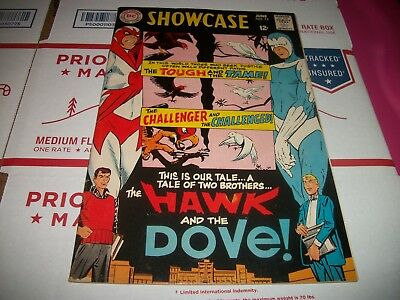 Showcase  75 1st Appearance of Hawk and Dove
