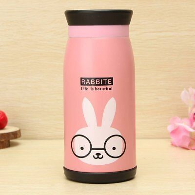 Gearmax® Cartoon Thermos Cup Bottle Stainless Steel Thermo cup Vacuum (y7L)