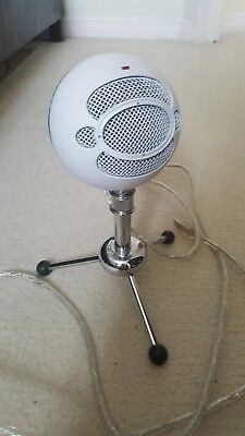 Blue Microphones Snowball iCE USB Microphone - White WORK GREAT