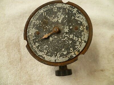Vintage Watford {north& sons?} car clock, for prewar cars, not working. spares