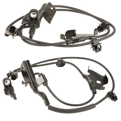 Front Left and Right (2 pc.) Premium ABS Wheel Speed Sensor for Toyota and Lexus