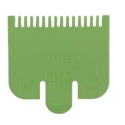 WAHL CLIPPER ATTACHMENT GUARD COMB 0.5 (1/2) (1.5mm)
