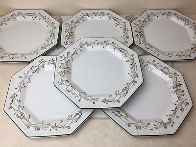 Johnson Brothers Eternal Beau 6 x Dinner Plates Superb Condition 25.25cm