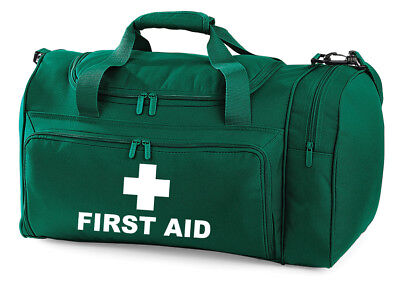 FIRST AID Carry Kit Bag Printed Medic Paramedic Doctor Amblance Medic Holdall