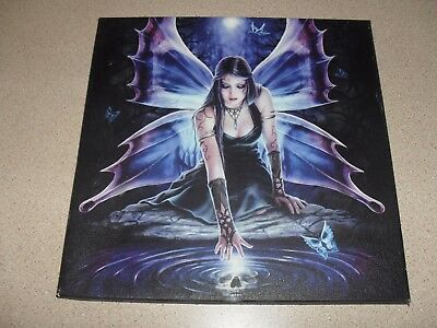 ANNE STOKES fairy canvas