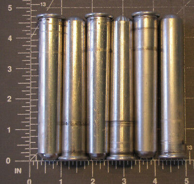 Aluminum centrifuge tubes shields 15ml set of 6