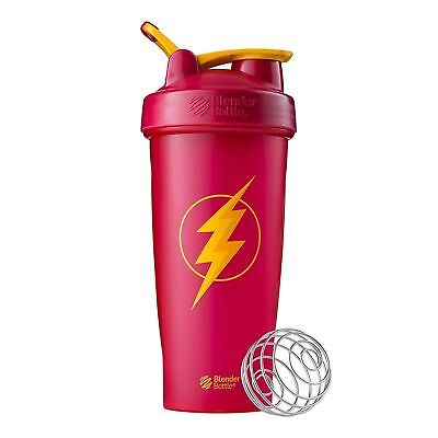 Blender Bottle DC Comics Superhero Series 28 oz. Classic Shaker with Loop Top
