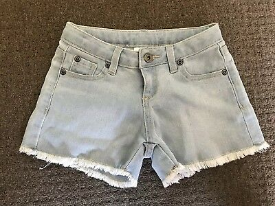 Girls Seed Denim Shorts Size 5