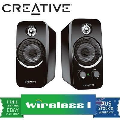 Brand New Creative Inspire T10 2.0 Desktop Speakers