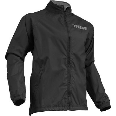 NEW Thor 2019 Pack Black Charcoal Adult Offroad Riding Adventure Jacket