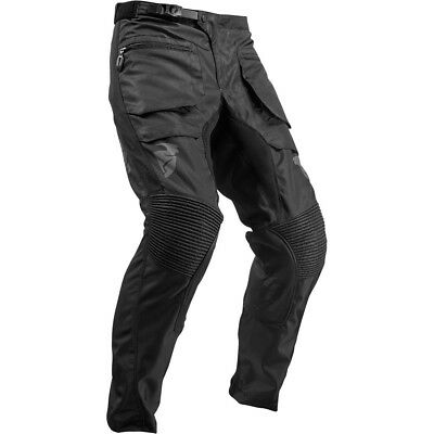 NEW Thor MX 2019 Terrain Black Dirt Bike Offroad Adult Adventure Pants